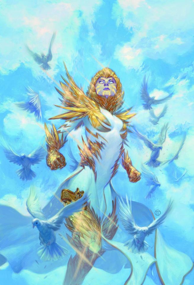 Trinity of Sin: Pandora #9