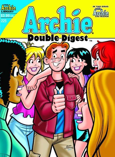 Archie Double Digest #225