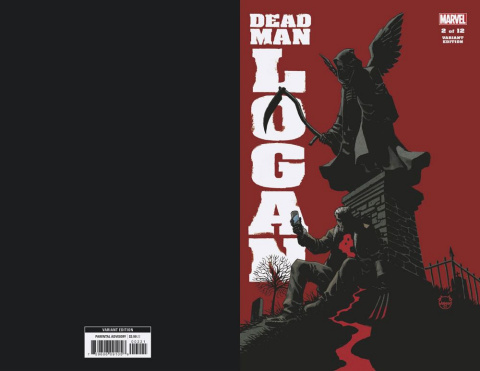 Dead Man Logan #2 (Johnson Cover)