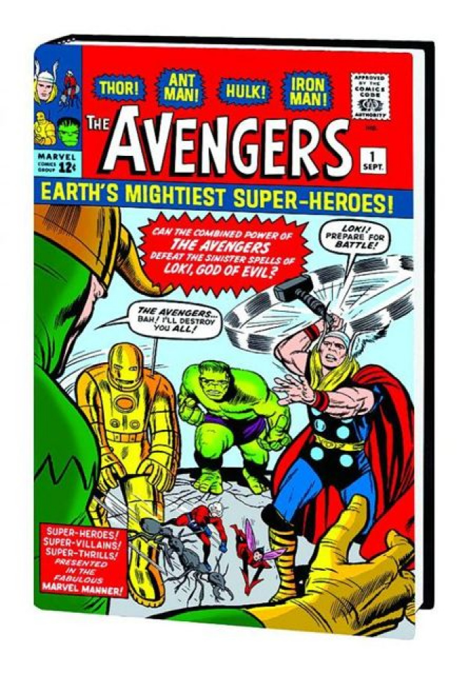 Avengers Vol. 1 (Kirby Cover)