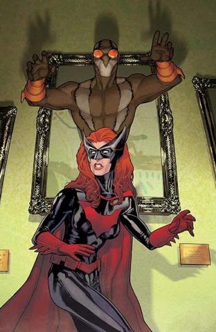 Batwoman #26
