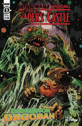 Star Wars Adventures: Ghosts of Vader's Castle #3 (Francavilla Cover)