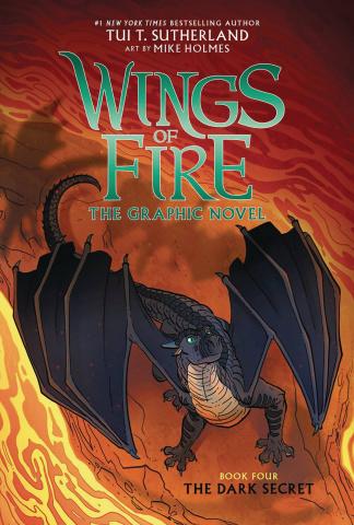 Wings of Fire Vol. 4: The Dark Secret