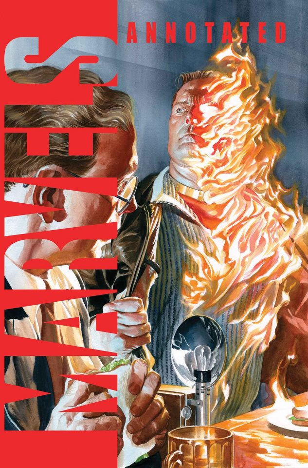 Marvels: Annotated #1