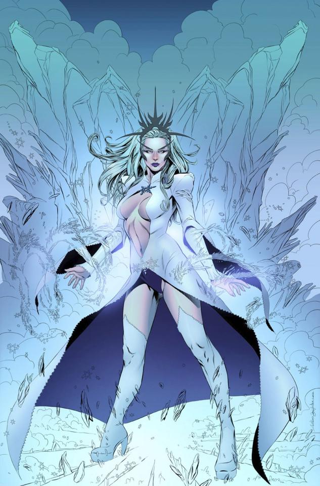 Grimm Fairy Tales #2 (Bifulco Cover)