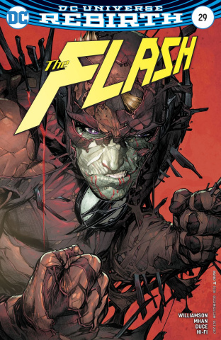 The Flash #29 (Variant Cover)