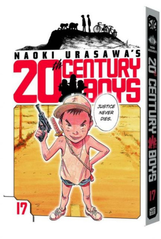 Naoki Urasawa's 20th Century Boys Vol. 17