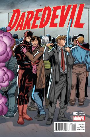 Daredevil #12 (Larroca Welcome Cover)