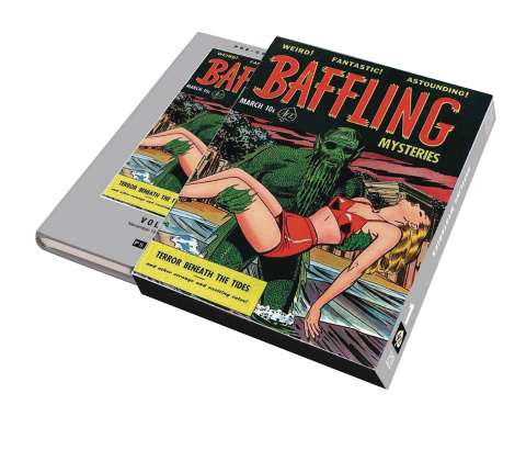 Baffling Mysteries Vol. 1 (Slipcase Edition)