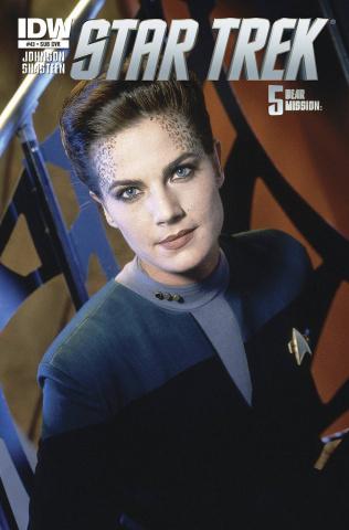 Star Trek #43 (Subscription Cover)