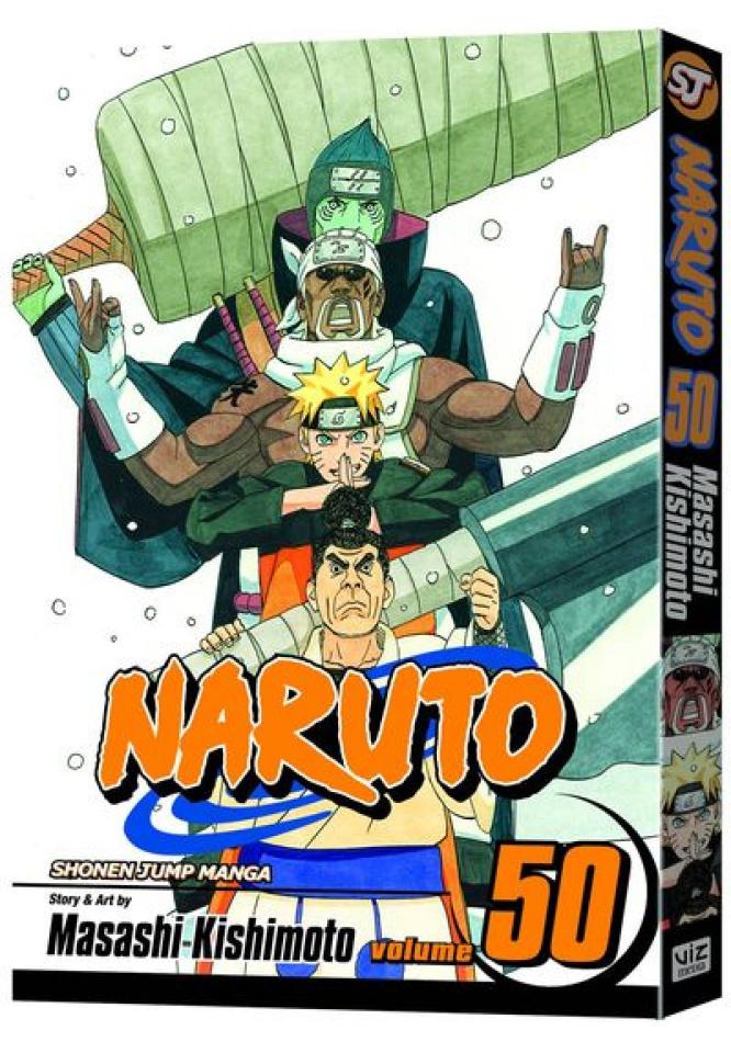 Naruto Vol. 50