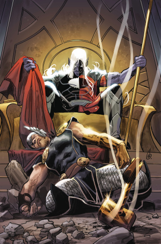 The Mighty Thor: The Gates of Valhalla #1 (Garney Cover)