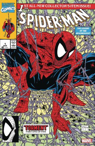 Spider-Man #1 (Facsimile Edition)