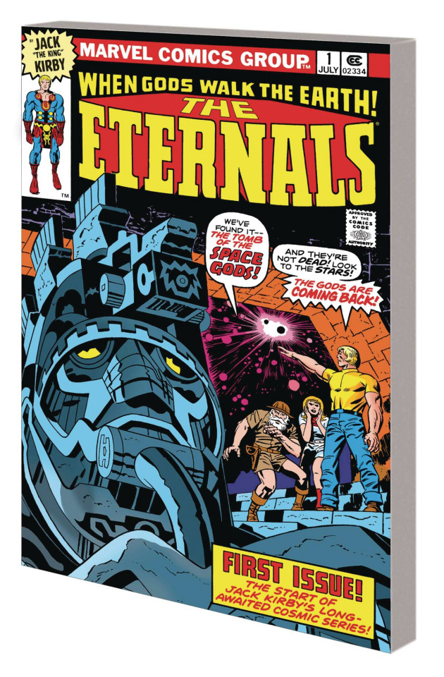 The Eternals by Jack Kirby (Complete Collection)