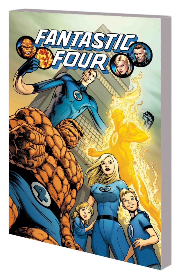 Fantastic Four by Hickman Vol. 1 (Complete Collection)