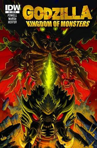 Godzilla: Kingdom of Monsters #7