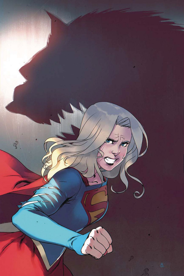 Supergirl #7 (Variant Cover)