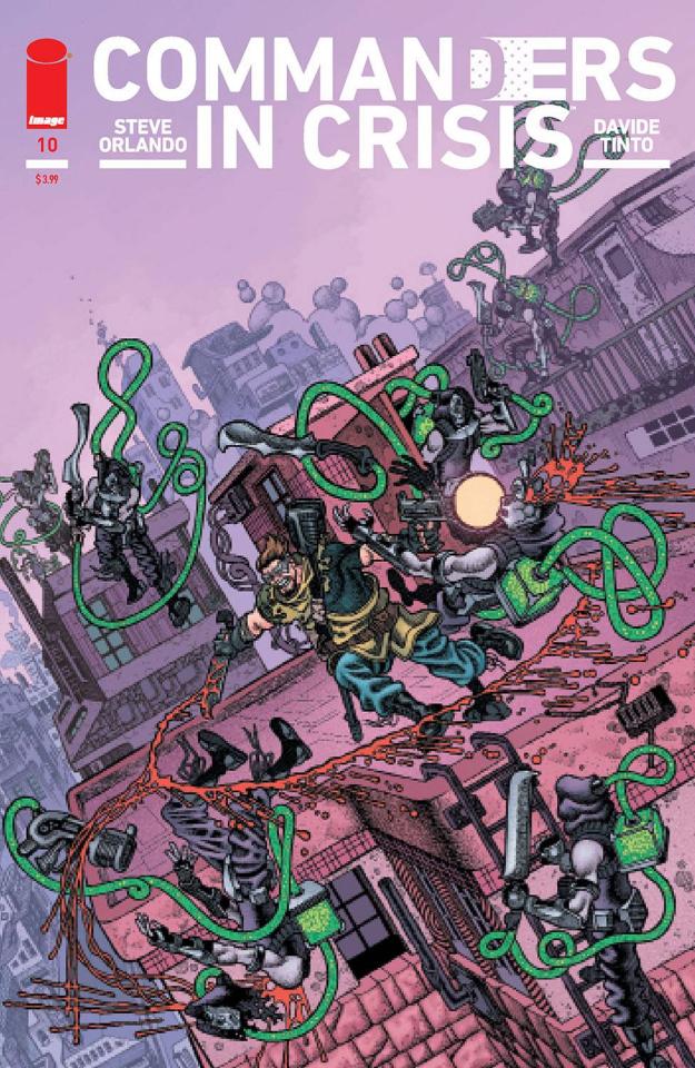 Commanders in Crisis #10 (Lesniewski Cover)