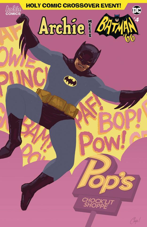 Archie Meets Batman '66 #4 (Zdarsky Cover)
