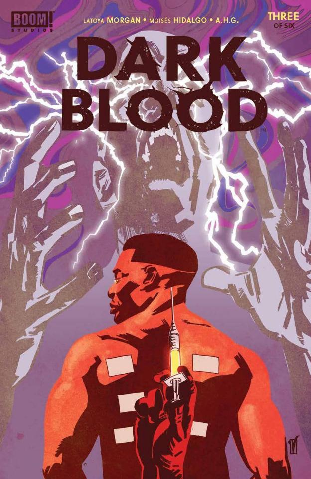 Dark Blood #3 (De Landro Cover)