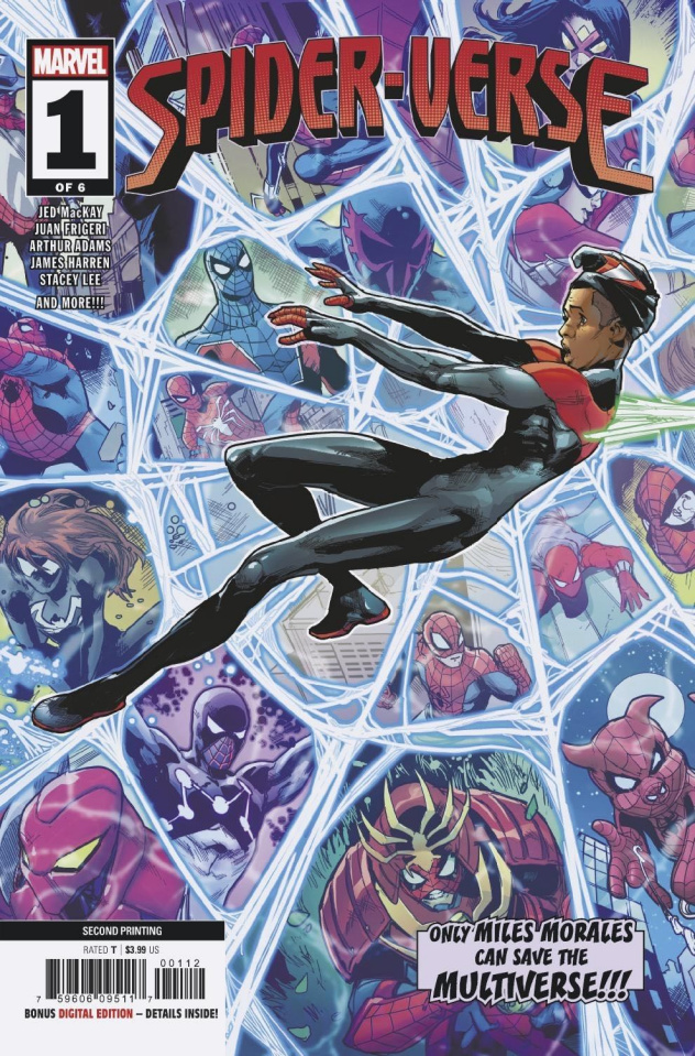Spider-Verse #1 (2nd Printing)