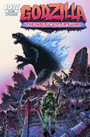 Godzilla: The Half-Century War #1