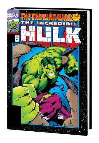 The Incredible Hulk by Peter David Vol. 3 (Omnibus Frank / Troy Cover)