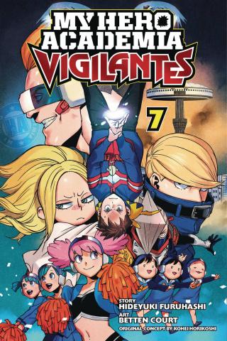 My Hero Academia: Vigilantes Vol. 7