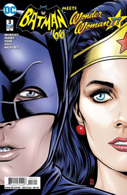 Batman '66 Meets Wonder Woman '77 #3 (Of 6)