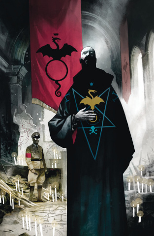 Rasputin: Voice of the Dragon #1