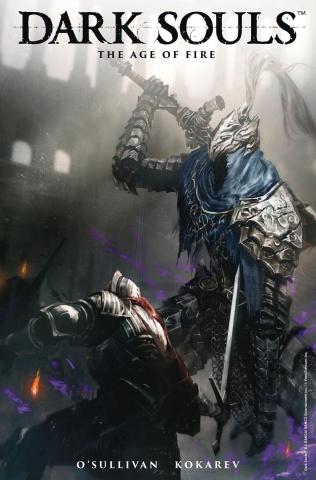 Dark Souls: The Age of Fire #1 (Hutomo Cover)