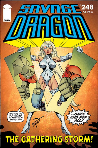 Savage Dragon #248