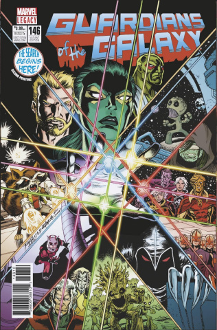 Guardians of the Galaxy #146 (2nd Printing)