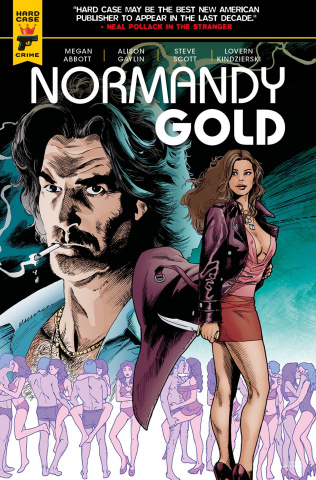 Normandy Gold #4 (Scott Cover)
