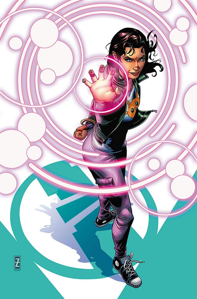 Catalyst Prime: Incidentals #2 (10 Copy Zircher Cover)