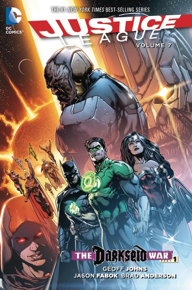 Justice League Vol. 7: The Darkseid War, Part 1