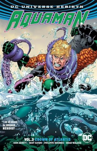 Aquaman Vol. 3: The Crown of Atlantis (Rebirth)