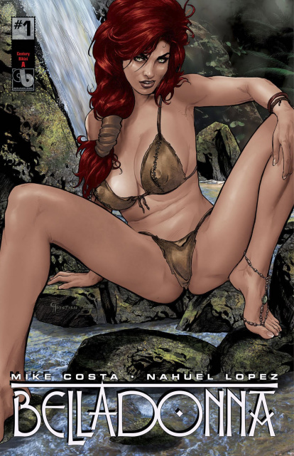 Belladonna #1 (Bikini Century Set)