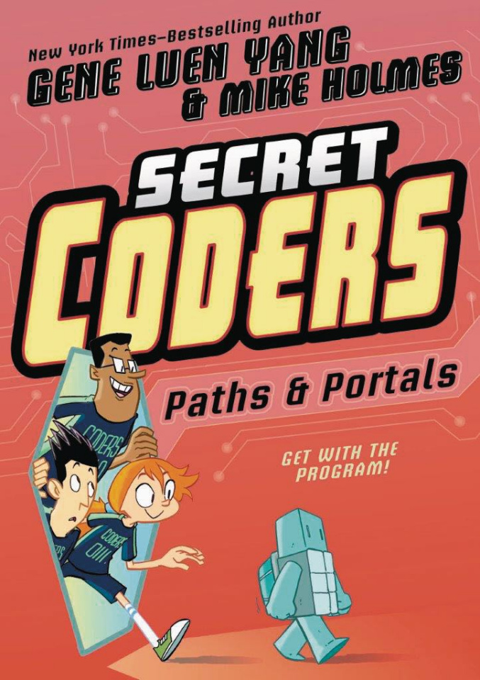 Secret Coders Vol. 2: Paths & Portals