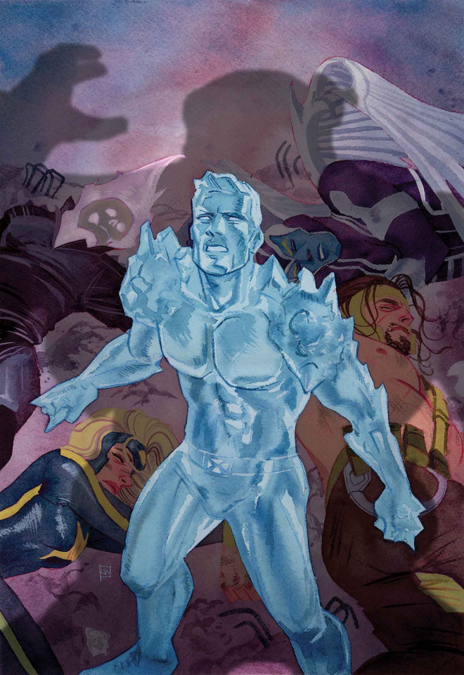 Iceman #7: Legacy