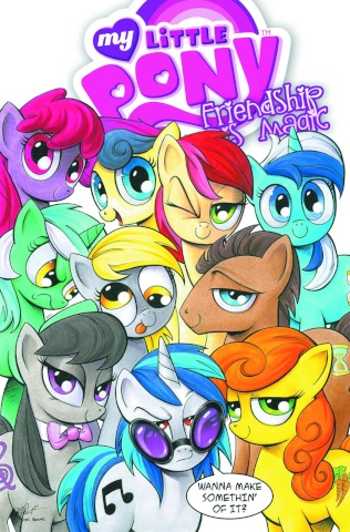 My Little Pony: Friendship Is Magic Vol. 3