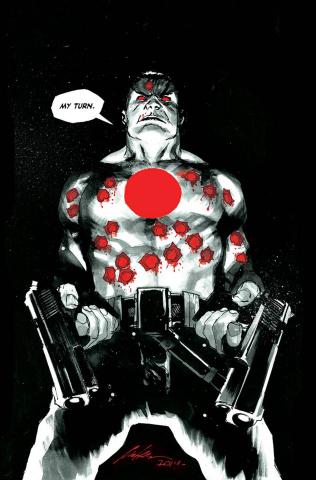 Bloodshot #25 (10 Copy Albuquerque Cover)