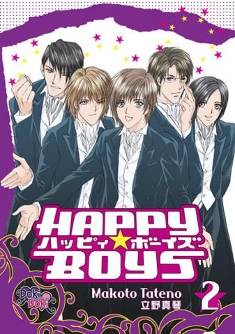 Happy Boys Vol. 2