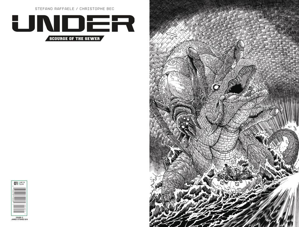 Under #1 (Stokoe Virgin Cover)