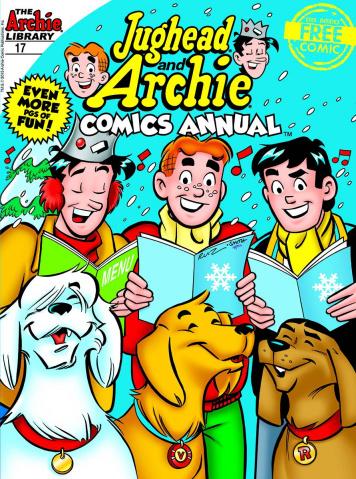 Jughead & Archie Comics Digest Annual #17