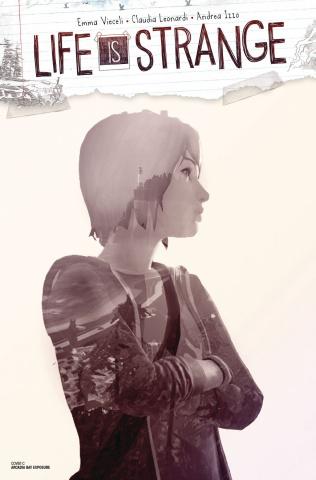 Life is Strange #2 (Game Art Cover)