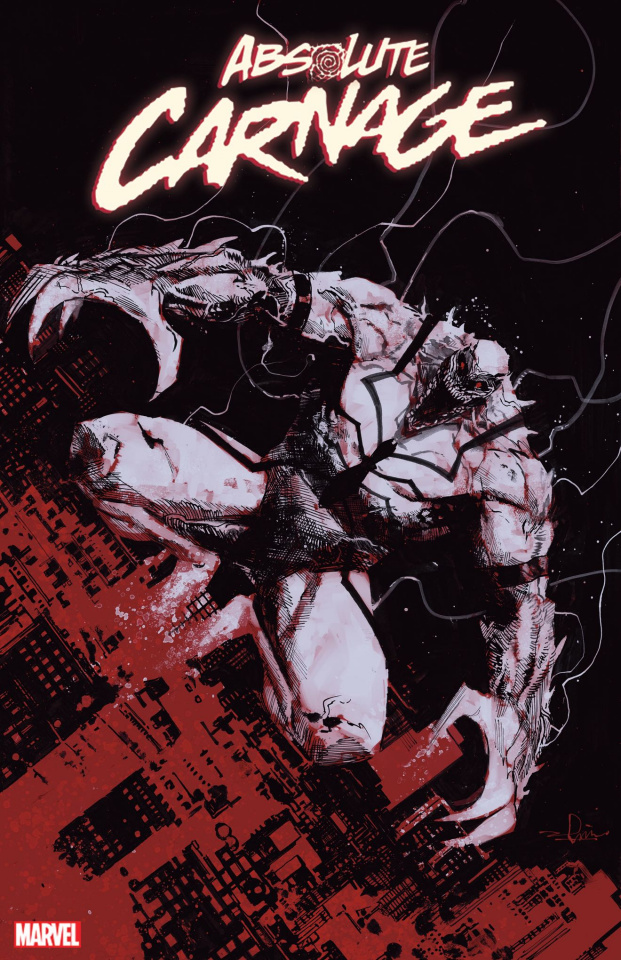 Absolute Carnage #4 (Zaffino Codex Cover)