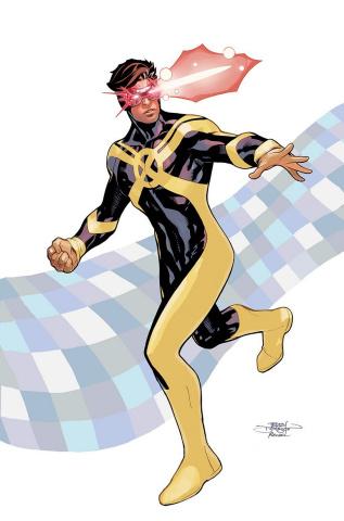 IvX #4 (Dodson X-Men Cover)
