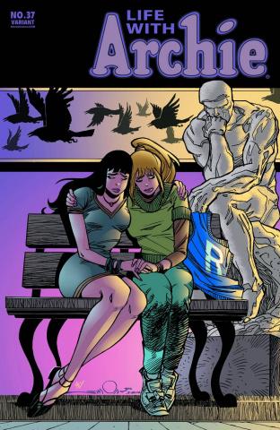 Life With Archie Comic #37 (Walt Simonson Cover)