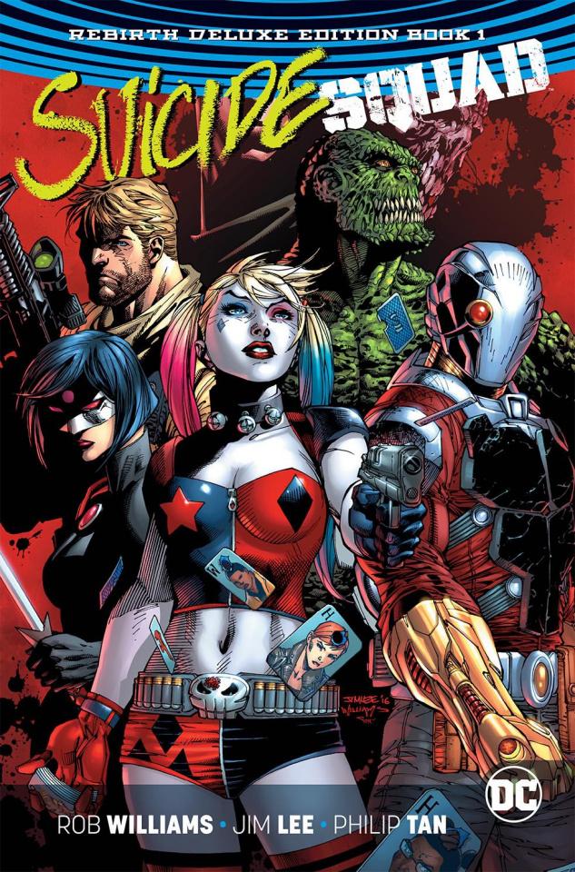 Suicide Squad: Rebirth Book 1